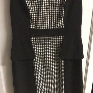 Dresses - New York & Co Black Sleeveless Dress 8
